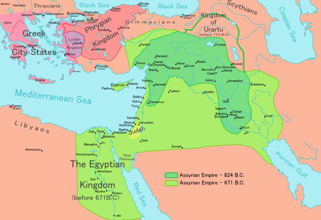 assyrienkrta